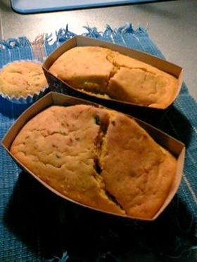 簡単すぎ!かぼちゃヨーグルトケーキ