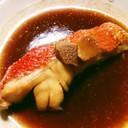 ☆15分で完成・美味☆金目鯛の煮付け