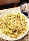 ☆セロリとりんごとポテチのサラダ☆