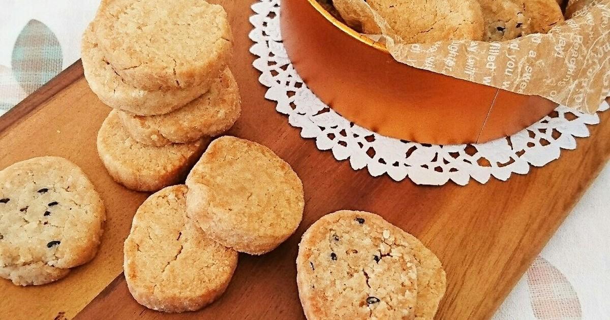 バター なし クッキー