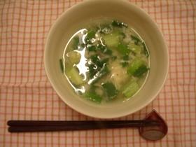 ねぎたまスープ
