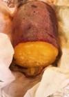 オーブンでホクホクねっとり焼き芋