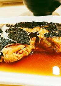 黄金レシピ 超簡単 あっさり鰈の煮付け