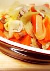 簡単!人参と玉ねぎと豚肉のコンソメ炒め煮