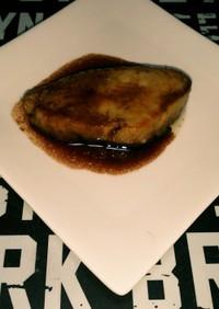 フォアグラのソテー★ワイン醤油ソース