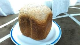 少しだけ健康を考えた★もち麦ブラン食パン