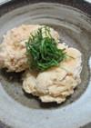 真子(鯛の卵)の煮付け