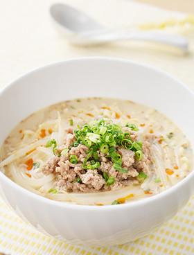 クリーミー冷やし豆乳担々麺