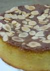 レモンのパン・ドゥ・ジェーヌ。