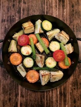 季節の彩り野菜グリル
