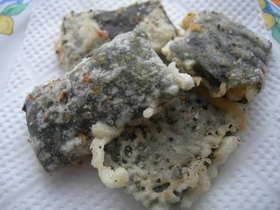 チーズ海苔巻き天ぷら