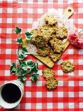 オートミール低糖質ダイエットクッキー