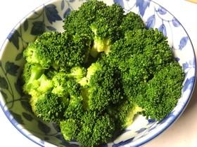 正しいブロッコリーの洗い方と茹で方