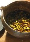 生山葵の醤油漬け