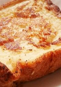 材料4つ⁑アイスで超簡単フレンチトースト
