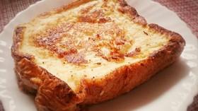 材料4つ⁑超簡単フレンチトースト