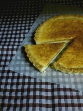 ベイクド「切れてるチーズ」ケーキ*タルト