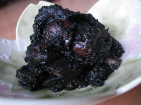 ✿なすの黒ゴマたっぷり煮✿