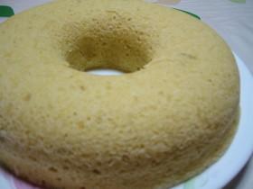 さつまいものレンジdeケーキ