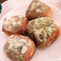 簡単♪ディナーロール揚げパン