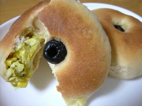 パンのフィリング