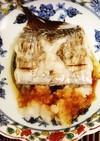 グリルで美味しく 太刀魚の塩焼き