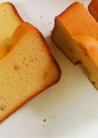 HBで低糖質ピーナッツバターおからケーキ