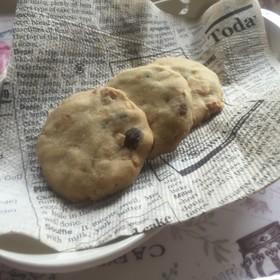 小麦粉・卵・白砂糖不使用!玄米粉クッキー