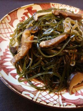 沖縄の味◇クーブイリチー