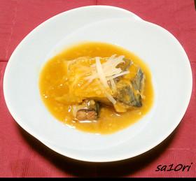 フライパン一つ!こっくり鯖の味噌煮!