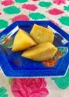 さつま芋のレンジ醤油煮 お弁当に◎副菜