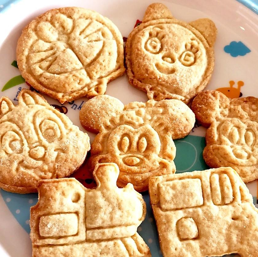 子供もできる!HMで簡単サクサククッキー