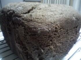 とっても簡単「小豆とくるみのケーキ」