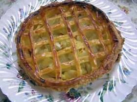 簡単・美味しい・アップルパイ