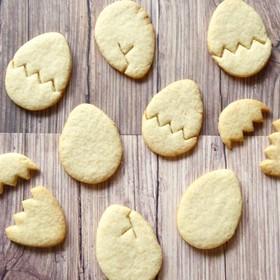 イースターに食べたい!たまごクッキー