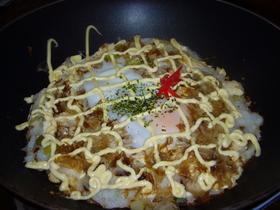 ☆小麦粉不要☆長いもと豆腐のふわとろ焼き