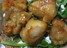 鶏の唐揚げリメイク チリソース