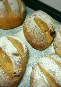 ふすまパンミックスとおからパウダーでパン