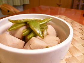 ☆昆布茶で料理・第2弾里芋煮☆