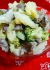 ☆温野菜と砂肝のフレッシュマリネ☆