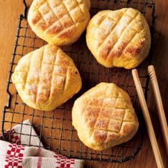 食パンメロンパン