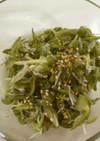 イタドリの酢の物(高知県旧十和村の料理)