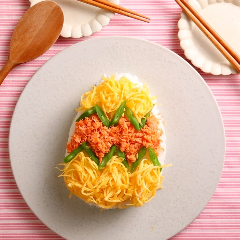 イースターの卵寿司