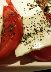 トマトダイエットに!簡単カプレーゼ