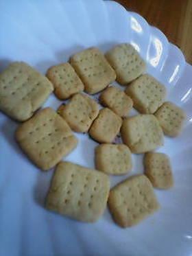 蜂蜜マーガリンで作るサクサククッキー