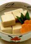 簡単便利!高野豆腐の含め煮(精進料理)