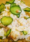 我が家の定番♡給食の鮭寿司