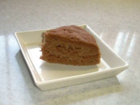 しっとりふんわりあんこの蒸ケーキ