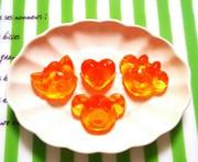 低糖質レシピ☆BCAAでグミキャンディーの写真