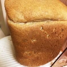 HBで豆腐と全粒粉の健康パン